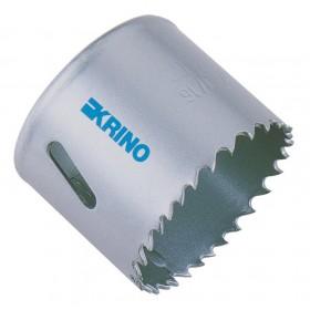 Sega a tazza bimetallica mm 22 KRINO per metallo plastica e legno