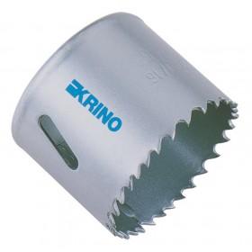 Sega a tazza bimetallica mm 40 KRINO per metallo plastica e legno