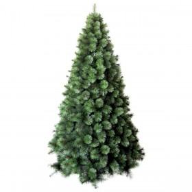 Albero di Natale Mod. Alaska cm. 180 - luci decori feste