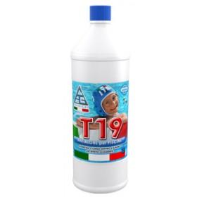 Antialghe per piscine - Mod. T19 - C.A.G. Chemical - Confezione da 1 kg