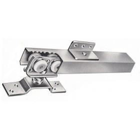 Guide in alluminio 150 cm per porte scorrevoli ante cm 71÷85 max 80 kg