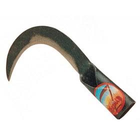 Roncola acciaio FALCI sviluppo lama 22 cm da palma Art 1027