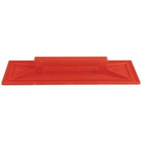 Frattone in plastica IVARS mm 150x450 colore arancione Mod IDEAL