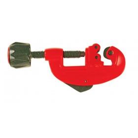 Tagliatubi professionale per tubi ø mm 3÷28 con avanzamento dei rulli