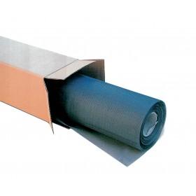 Moschiera grigia fibra vetro rotolo 50 m maglia 18x16 altezza cm 60
