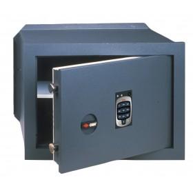 Cassaforte elettronica 10 mm CISA cm 42x25x30h da incasso Art 82710.41