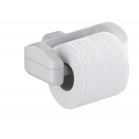Portarotolo bagno in resina bianco - Gedy Art. 2924
