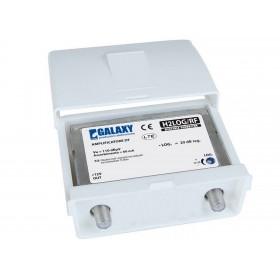 Amplificatore antenna digitale terrestre guadagno 20 dB regolabile