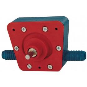 Pompa universale travaso liquidi PG-TOOLS per trapano - Mod. 890.00