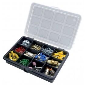 Contenitore portaminuteria in plastica a 12 scomparti Art 3200