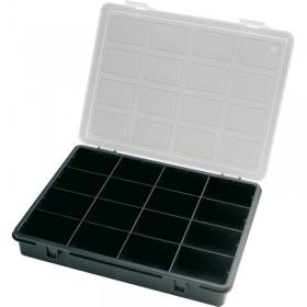 Contenitore portaminuteria in plastica a 16 scomparti Art 3300