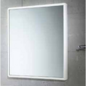 Specchio bianco Gedy cm. 55x60 - arredo bagno