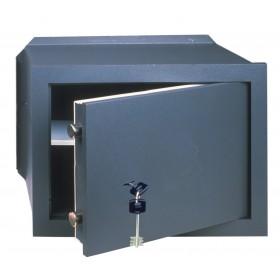 Cassaforte meccanica 10 mm CISA cm 31x19x20h da incasso - Art 82010.21
