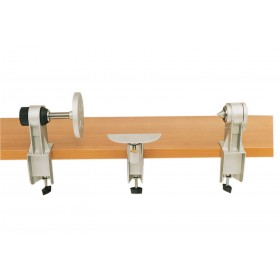 Tornio da banco per legno PG-TOOLS universale per trapano - Mod. 965.00