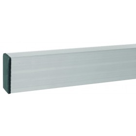 Stadia in alluminio lunghezza cm 400 sezione cm 100x25 per muratori