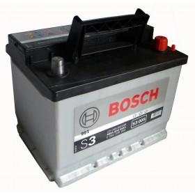 Batteria auto BOSCH 56 Ah spunto 480 A - Mod S3002 DX