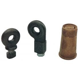 Anelli per lucchetti CORBIN gruppo fissaggio serrande Art 981.41