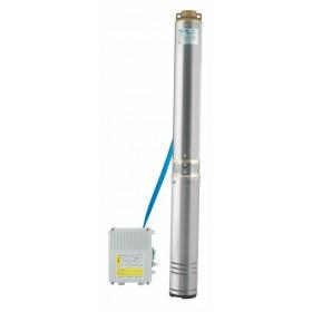 Elettropompa sommersa 1.5 HP MATRA per acque chiare Mod GENIUS 150/14