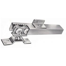 Guide in alluminio 200 cm per porte scorrevoli ante cm 96÷110 max 80 kg