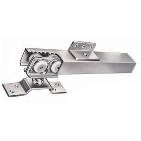 Guide in alluminio 250 cm per porte scorrevoli ante cm 111÷135 max 80 kg