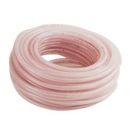 Tubo retinato lunghezza 50 m per pompe a spalla dimensioni ø mm 10x16