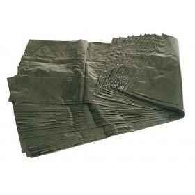Sacchi nettezza urbana polietilene extra pesanti neri 20 kg cm 72x110