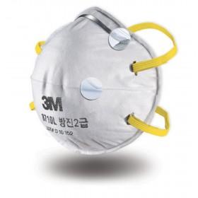 Maschera di protezione vie repiratorie 3M conf 5 pz FFP1 - Mod 8710