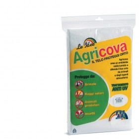 Telo pacciamatura proteggi orto AGRICOVA lunghezza m 1.60x10 Art AGR010
