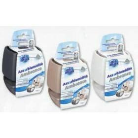 Mini Kit assorbiumidità Airmax Ambiance con vaschetta e tab da 100 g - umidità casa