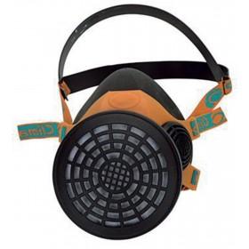 Maschera di protezione Respiratore 1 filtro gomma antiallergica 761