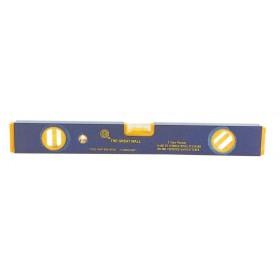 Livella 3 bolle profilo antiurto lunghezza 50 cm Mod GWP - 95B