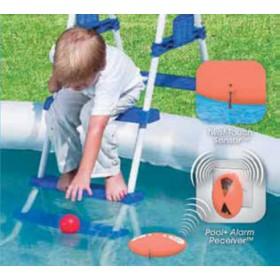 Allarme di sicurezza accesso bambini piscina - arredo giardino esterni piscine
