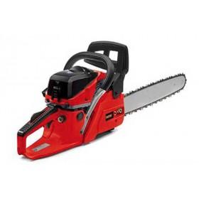 Motosega Castor con freno catena antivibrante motore 2 tempi barra cm. 45 accensione elettrica lubrificazione automatica Mod. CP 45 - legno giardino prato