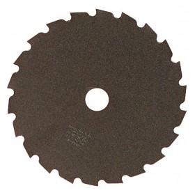 Disco decespugliatore acciaio alto spessore 22 denti Diametro 200 mm