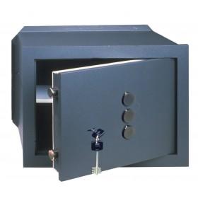 Cassaforte meccanica 10 mm CISA cm 36x24x20h da incasso - Art 82210.31