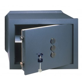 Cassaforte meccanica 10 mm CISA cm 42x30x20h da incasso - Art 82210.40