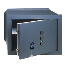 Cassaforte meccanica 10 mm CISA cm 36x49x25h da incasso - Art 82210.71