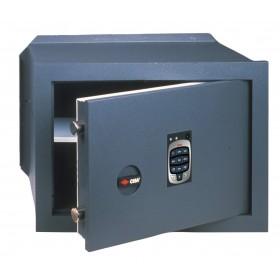 Cassaforte elettronica 10 mm CISA cm 36x25x49h da incasso Art 82710.71