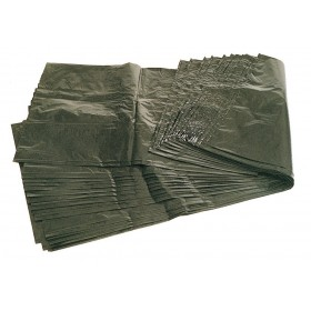 Sacchi polietilene uso domestico cm 50x60 neri 50 confezioni da 20 pz