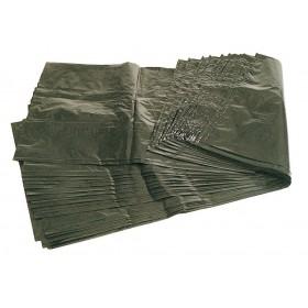 Sacchi polietilene uso domestico cm 72x110 neri 50 confezioni da 10 pz