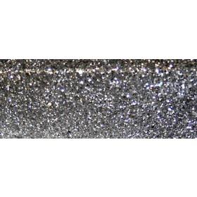 Passatoia argento Mod. Glitter cm. 100 - Natale luci albero decori feste
