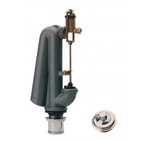 Gruppo scarico water CATIS batteria senza pulsante Art 110