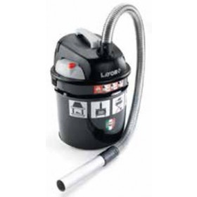 Bidone aspiracenere Lavor Mod. Ashley 900 1000 W fusto 18 l - pulizia camino