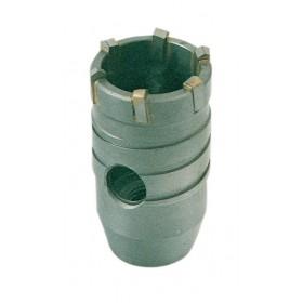 Fresa perforatrice a tazza KRINO ø mm 65 M22 per edilizia Mod IMPACT
