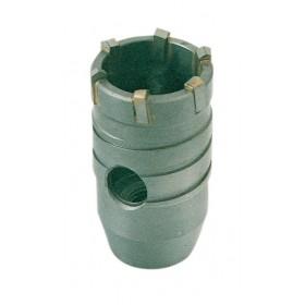 Fresa perforatrice a tazza KRINO ø mm 80 M22 per edilizia Mod IMPACT