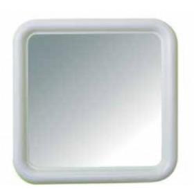Specchio bianco cm. 50x50 - arredo bagno