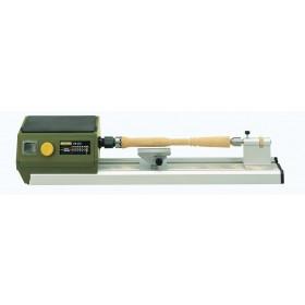Micro Tornio per legno PROXXON con pinze di serraggio - Mod. DB 250