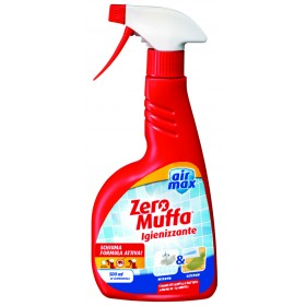 Antimuffa Zeromuffa igienizzante Airmax flacone da 500 ml - elimina muffa casa