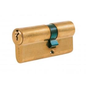 Cilindro sagomato lunghezza 56 mm Serie MATRA con 3 chiavi Art 560