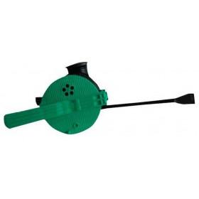 Soffietto manuale pompa solforatrice zolfo e polveri con triturino